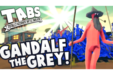 TABS - GANDALF WIZARD UNIT! New Farmer Faction Update ...