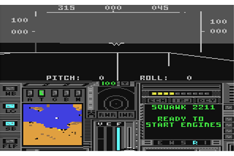 Project Stealth Fighter - C64-Wiki