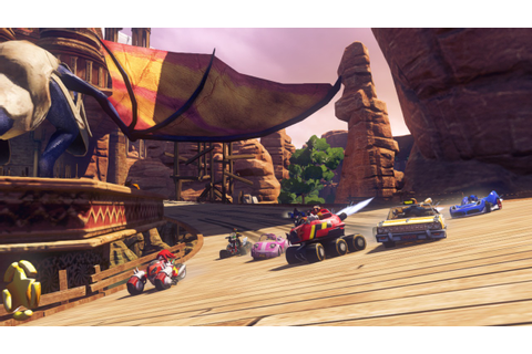 Sonic and All Stars Racing Transformed Download Games ...