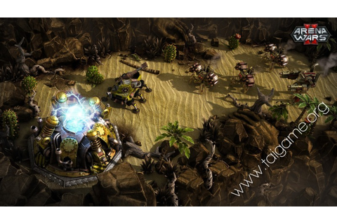 Arena Wars 2 - Download Free Full Games | Strategy games