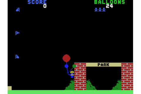 Gust Buster (1983) by Sunrise ColecoVision game