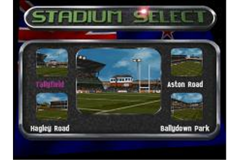 Jonah Lomu Rugby Download (1998 Sports Game)