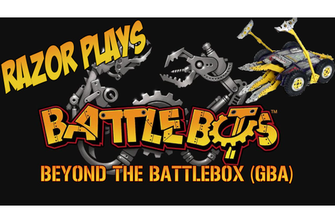 Raz0r Plays Battlebots (GBA) - YouTube