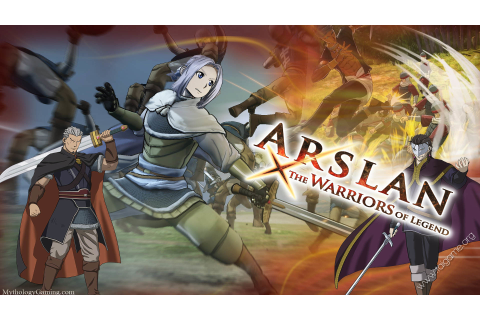 Arslan: The Warriors of Legend - Tai game | Download game ...