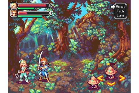 A fan's vision of a Chrono Trigger remake. Pretty cool huh ...