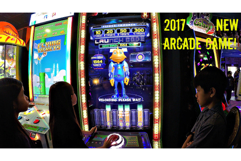 Let's Play Arcade Game Launch Code 2017 NEW Release - YouTube