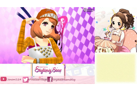 Style Savvy: Styling Star Demo - A Rock Debut! - YouTube