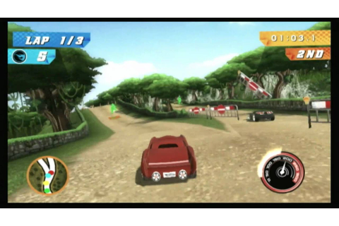 CGR Undertow - HOT WHEELS: TRACK ATTACK for Nintendo Wii ...