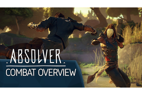 Absolver - Combat Overview - YouTube