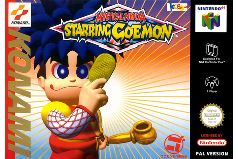 Mystical Ninja Starring Goemon Review (N64) | Nintendo Life