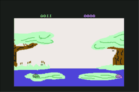 Download Frogrun! (Commodore 64) - My Abandonware