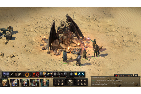 Pillars of Eternity II: Deadfire - Download - Free GoG PC ...