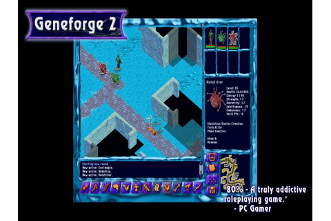 Geneforge 2 (2003) - PC Game