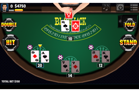 Online Blackjack App – Top Five Blackjack Games in the App ...