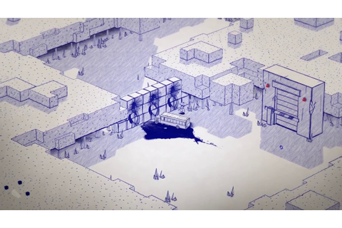 Inked [PC] Announcement Trailer - YouTube