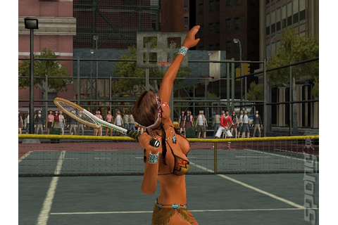 Screens: Outlaw Tennis - PS2 (2 of 27)