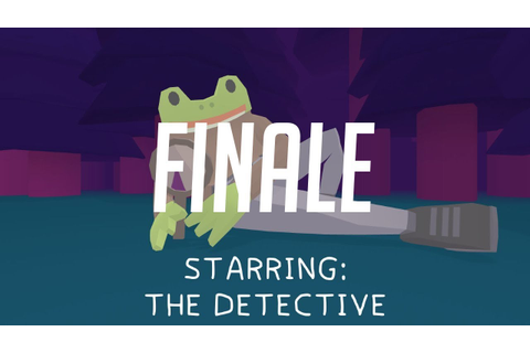 Let's Play | Frog Detective 2: The Case of the Invisible ...