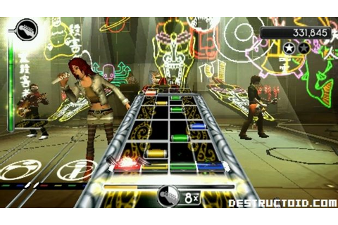 Review: Rock Band Unplugged