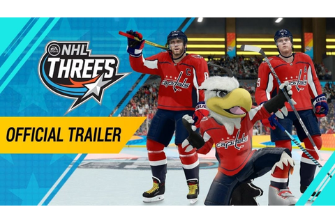Watch: NHL 18 Threes Allows Mascot Play -- Sports Gamers ...