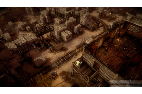 Hard West Scars of Freedom Free Download - Ocean Of Games