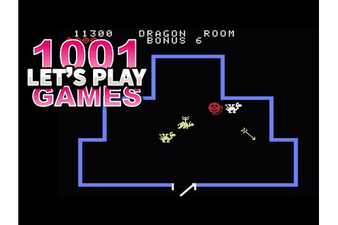 Venture (ColecoVision) - Let's Play 1001 Games - Episode ...