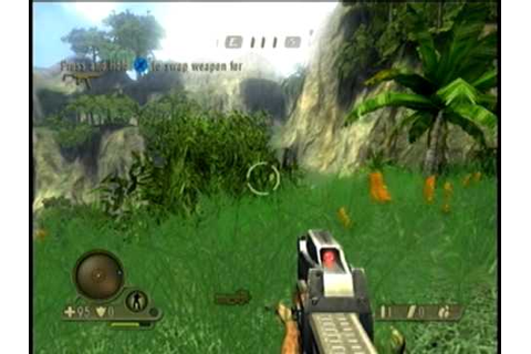 Far Cry: Instincts (Original X-Box) Gameplay, Level 07 ...