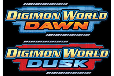 Digimon World Dawn et Dusk — Wikipédia
