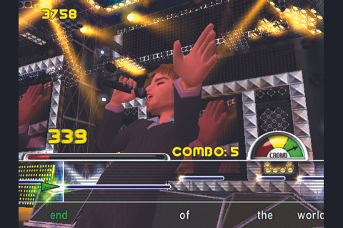 (PS2) Karaoke Revolution [NTSC-U] [1.43GB] | Games Online