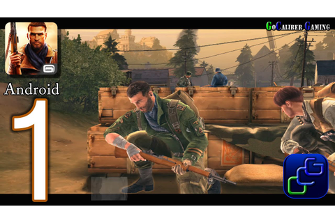 Brothers In Arms 3: Sons of War Android Walkthrough - Part ...