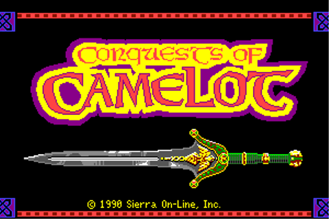 Conquests of Camelot: The Search for the Grail - My ...
