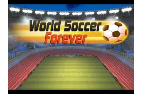 World Soccer Forever: Update trailer - a free Miniclip ...