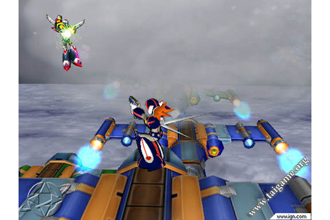 Megaman X7 (Rockman X7) - Download Free Full Games ...