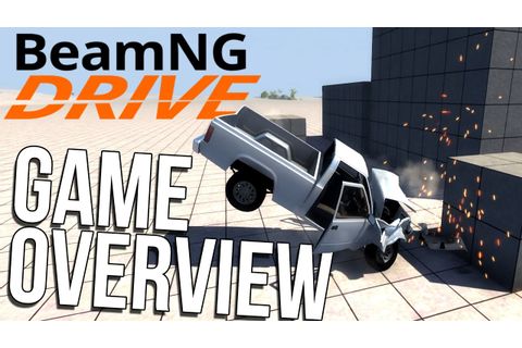 BeamNG Drive - Game Overview - Vehicle Physics Sandbox ...