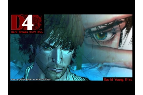 D4: Dark Dreams Don't Die / Xbox One - Original Soundtrack ...
