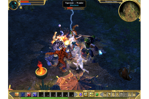 Free Download Titan Quest [ Origin + Immortal Throne ] PC ...