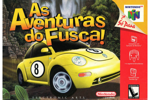 Beetle Adventure Racing – Nintendo 64 | Joysticky Nernovo
