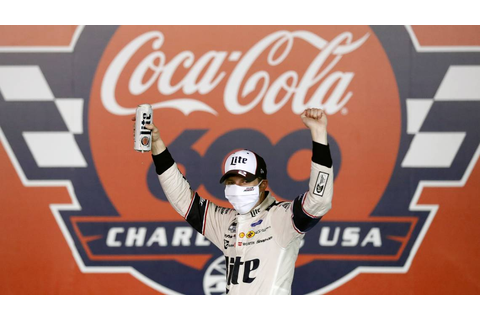 NASCAR Coca-Cola 600 at Charlotte results: Keselowski wins ...