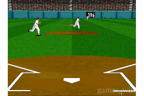 3D Baseball Download on Games4Win
