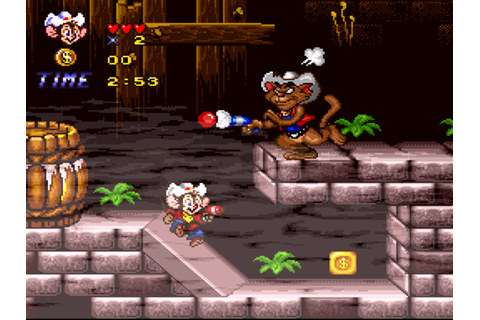 An American Tail: Fievel Goes West Download Game ...
