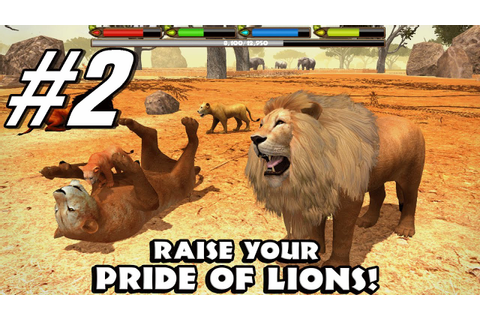 Ultimate Lion Simulator By Gluten Free Games - Android ...