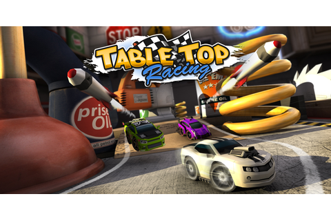 Table Top Racing Review | Brash Games