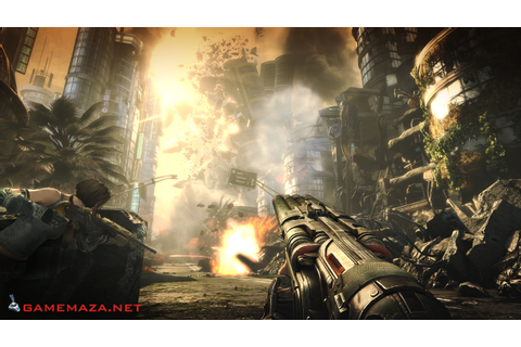 BulletStorm Free Download - Game Maza
