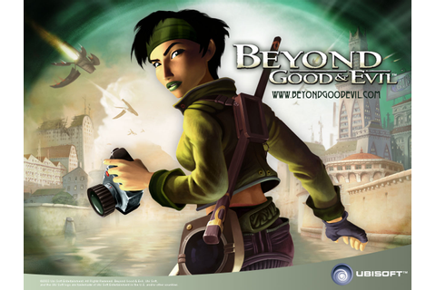 Beyond Good And Evil ISO