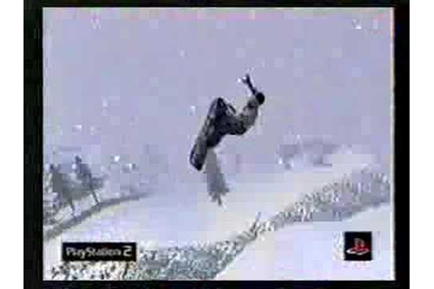 Shaun Palmer's Pro Snowboarder - PlayStation 2 Commercial ...