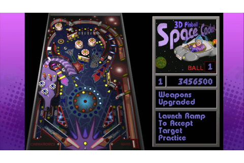 3D Pinball Space Cadet Episode 19 - Advanced Missions ...