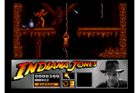 Indiana Jones and the Last Crusade: The Action Game ...
