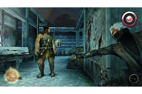 TENCHU®: Shadow Assassins Game | PSP - PlayStation