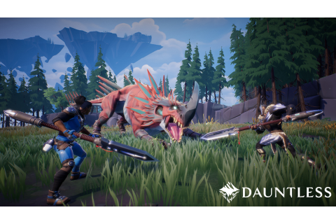 Dauntless: Making a different kind of monster hunting game ...