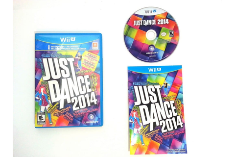 Just Dance 2014 game for Wii U (Complete) | The Game Guy