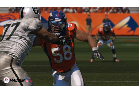 Madden NFL 15 Gameplay Trailer Promises More Intense ...
